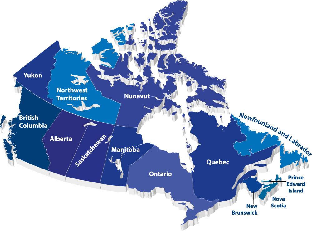 Siltec representatives in Canada