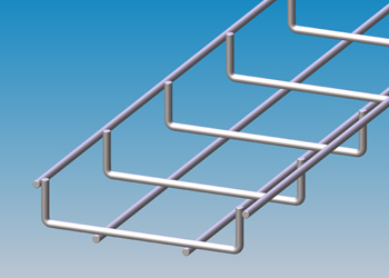 Cable trays compact